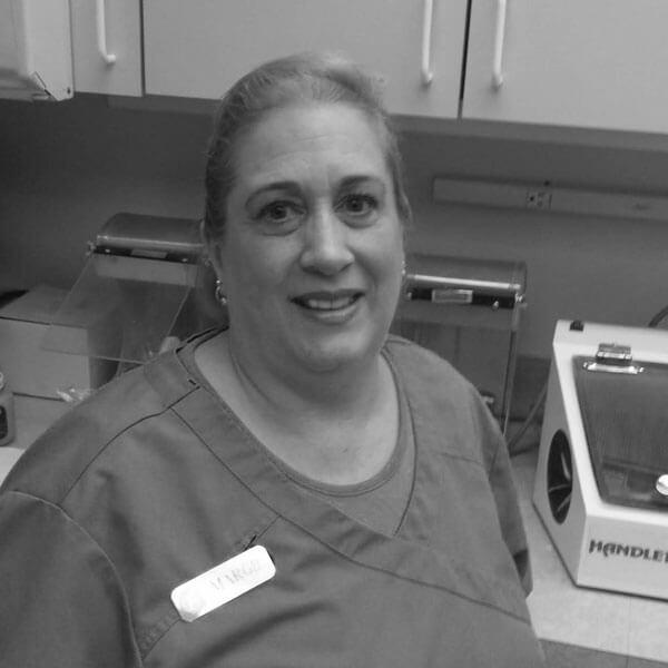 photo of staff - Margie