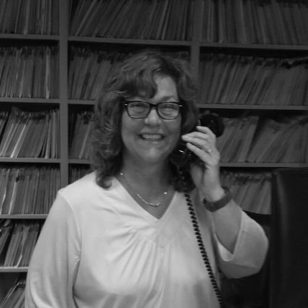 photo of staff - Patty